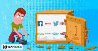Desbloquea Netflix desde cualquier lugar