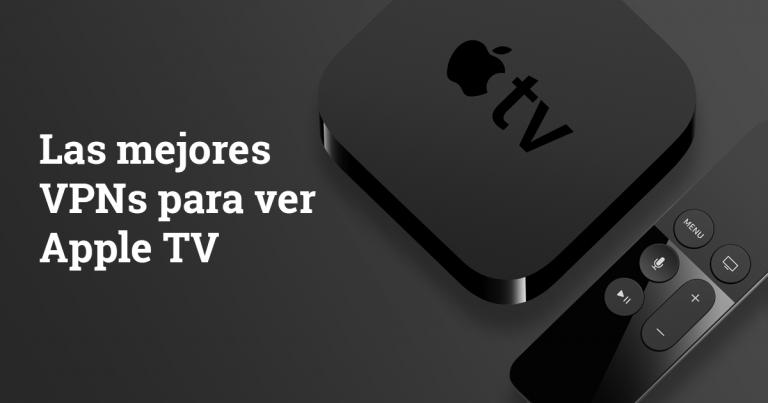 5 melhores VPNs para Apple TV