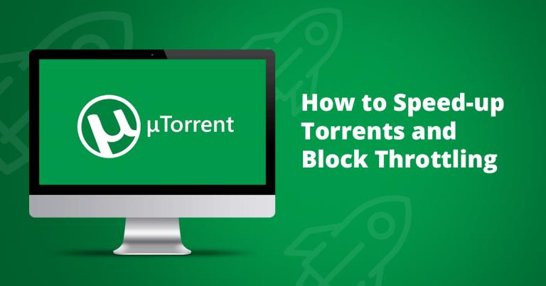 Speed up torrents