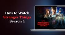 Cómo ver Stranger Things temporada 2 online