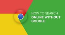 Cómo buscar en Internet sin usar Google