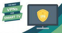 Las mejores VPN para televisores inteligentes - alta velocidad a un precio barato