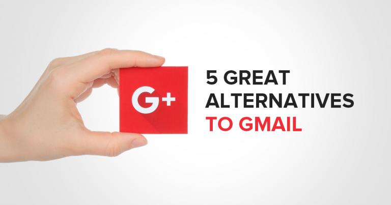 5 Buenas Alternativas a Gmail