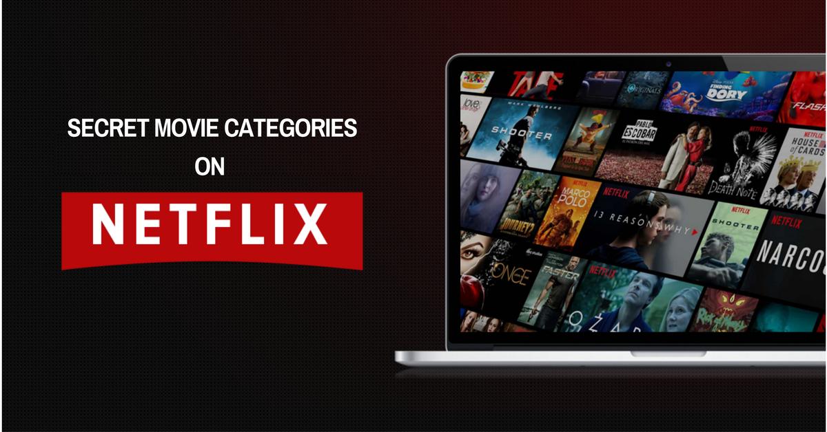 Cómo acceder a los códigos secretos de películas de Netflix