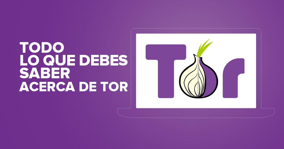 Todo lo que necesitas saber sobre el uso del Navegador Tor