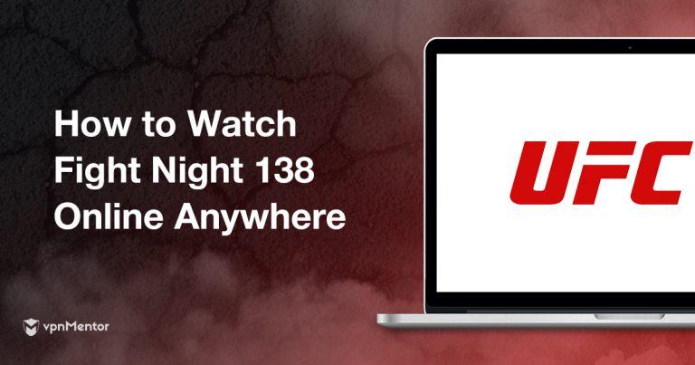 UFC Fight Night 138