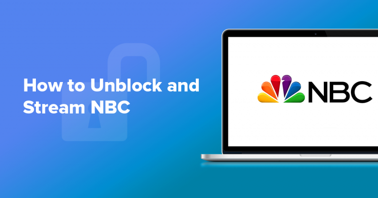 Unblock and Stream NBC