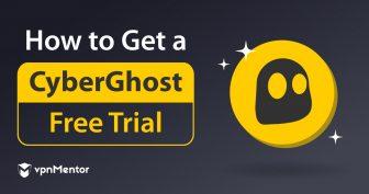 Truco para obtener una prueba gratuita de CyberGhost en 2021