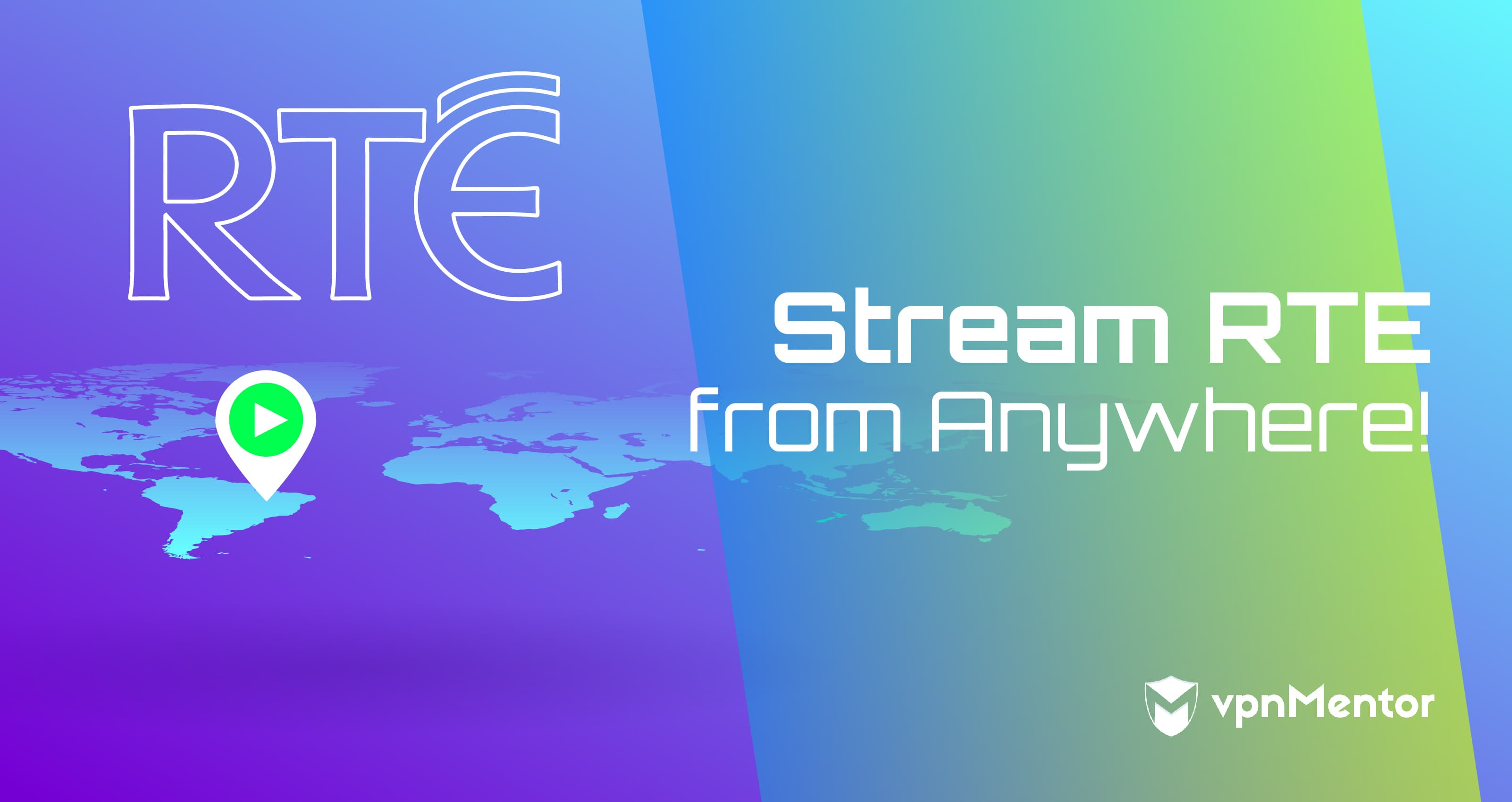 Stream RTE from Anywhere
