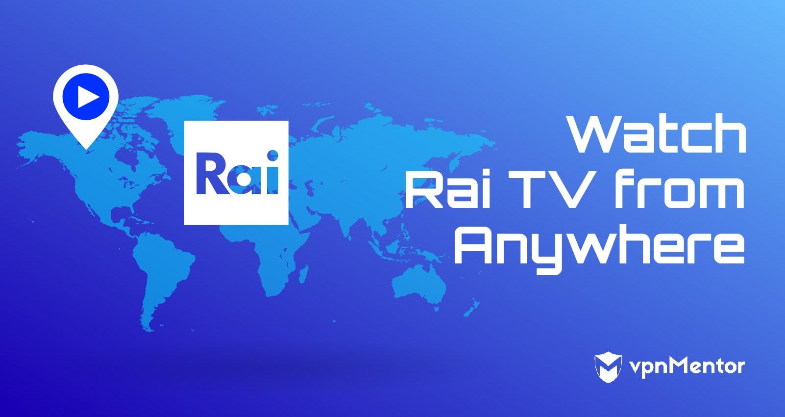 watch rai tv anywhere