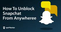 Desbloquea Snapchat desde cualquier lugar (probado en 2021)